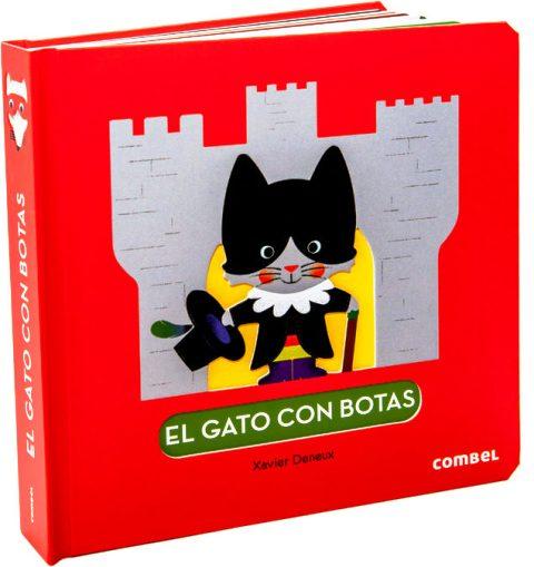 EL GATO CON BOTAS . RINCON DE CUENTOS