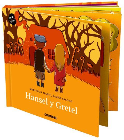 HANSEL Y GRETEL - MINIPOPS