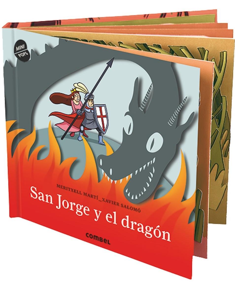 SAN JORGE Y EL DRAGON - MINIPOPS