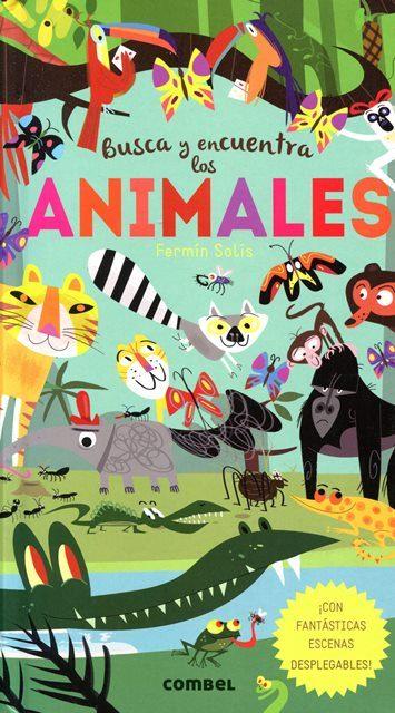 ANIMALES . BUSCA Y ENCUENTRA LOS