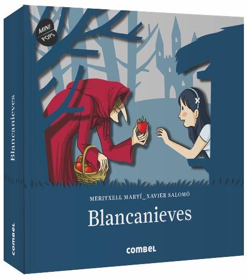 BLANCANIEVES - MINIPOPS