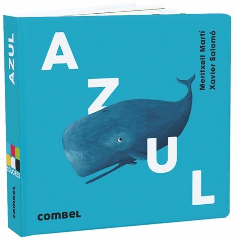 COLORES : AZUL