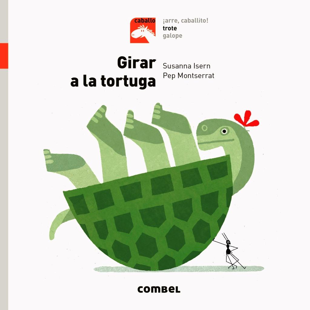 GIRAR A LA TORTUGA . COLECCION CABALLO TROTE