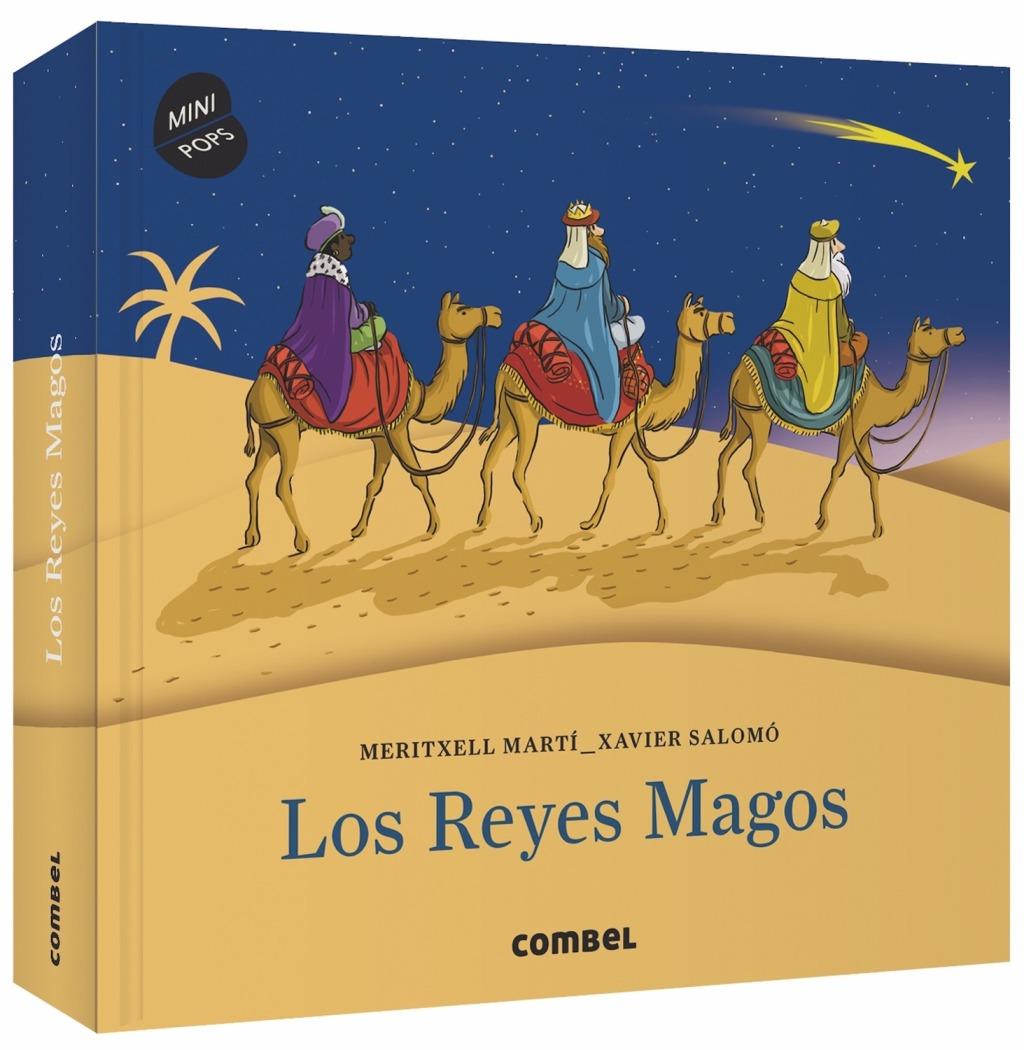 LOS REYES MAGOS - MINIPOPS