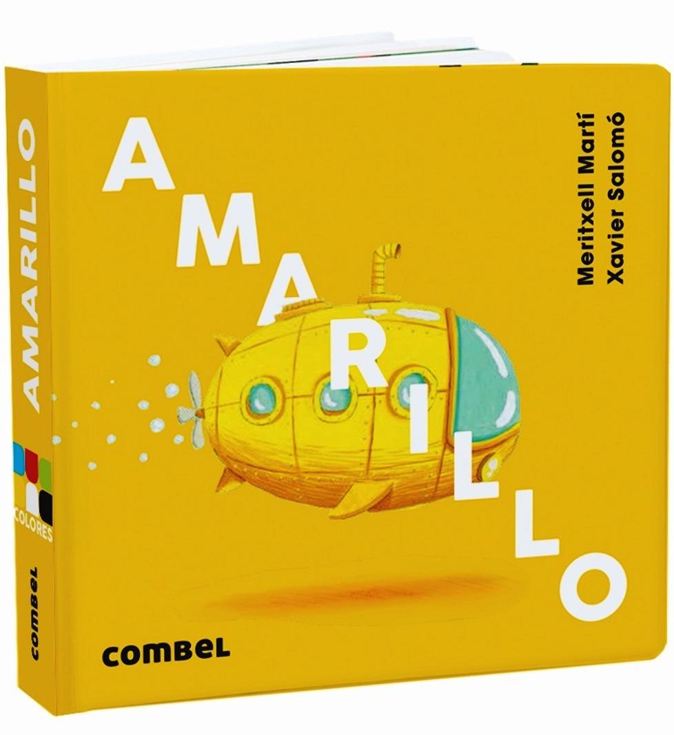 COLORES : AMARILLO
