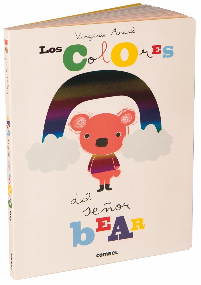 LOS COLORES DEL SEÑOR BEAR