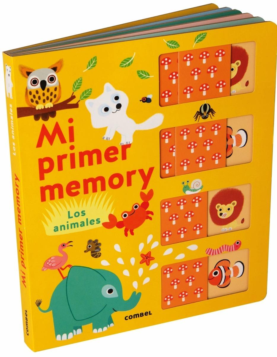 LOS ANIMALES . MI PRIMER MEMORY