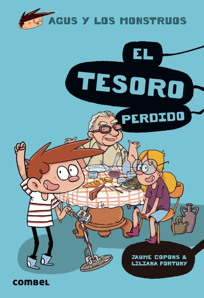 EL TESORO PERDIDO . AGUS Y LOS MONSTRUOS
