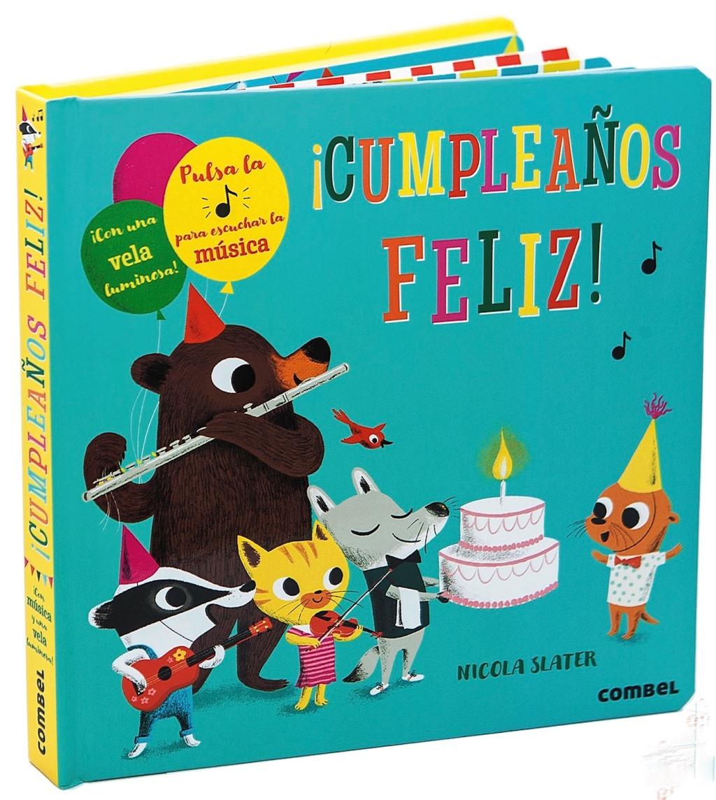 CUMPLEAÑOS FELIZ ! CON SONIDO MUSICAL