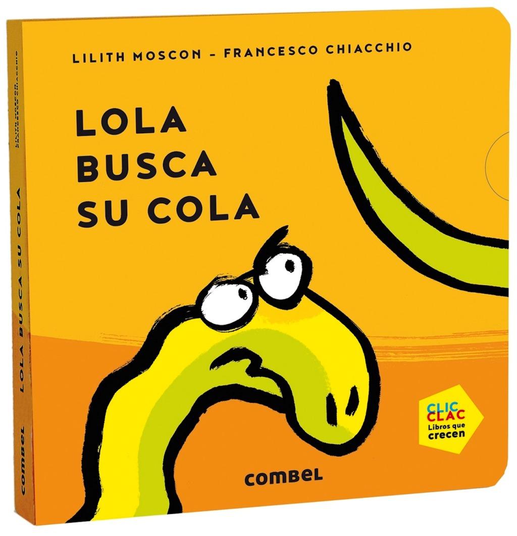 LOLA BUSCA SU COLA