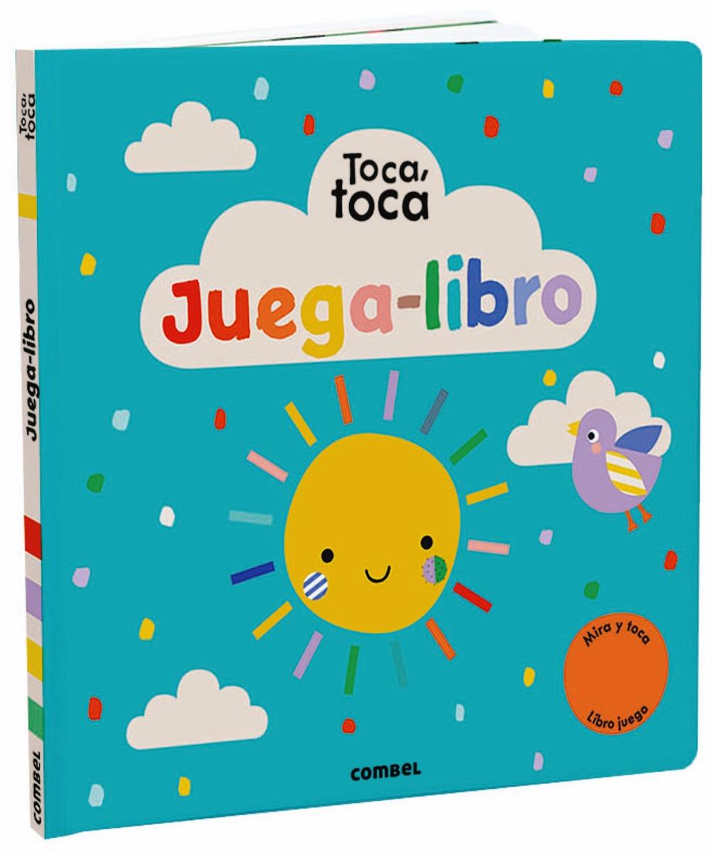 JUEGA - LIBRO TOCA , TOCA