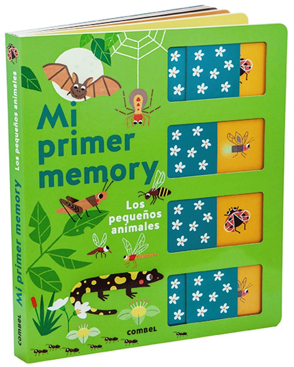LOS PEQUEÑOS ANIMALES . MI PRIMER MEMORY