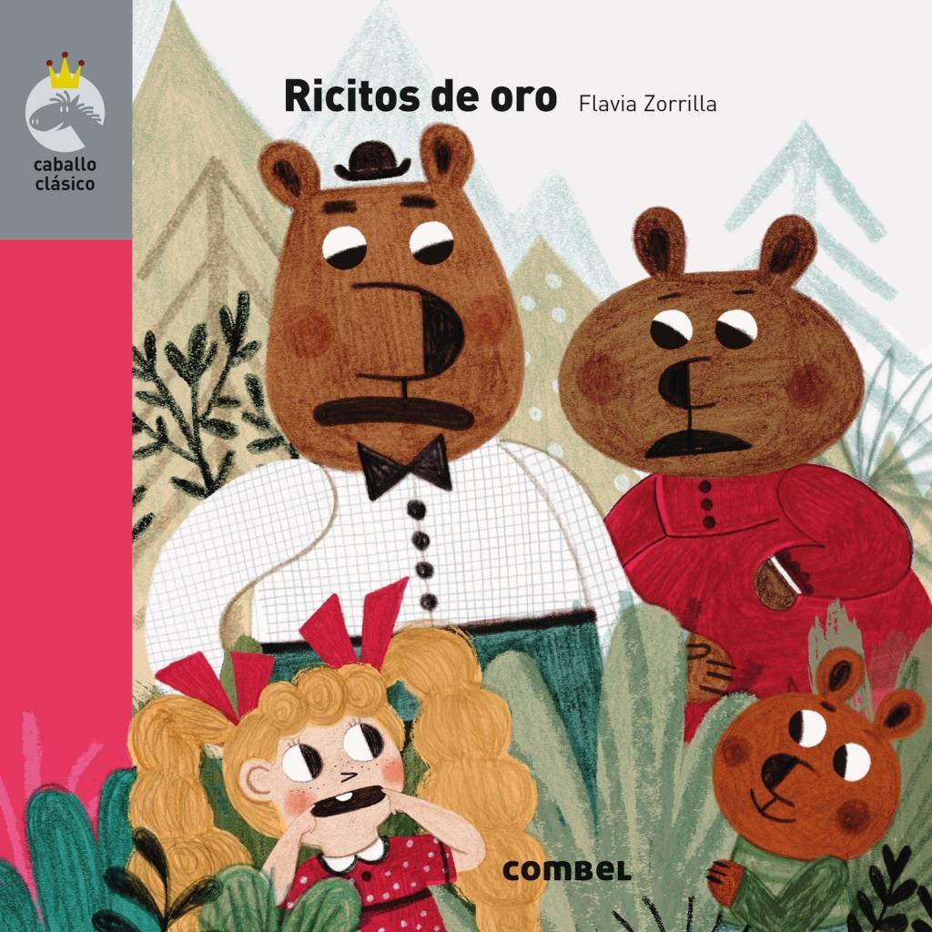 RICITOS DE ORO - COLECCION CABALLO CLASICO
