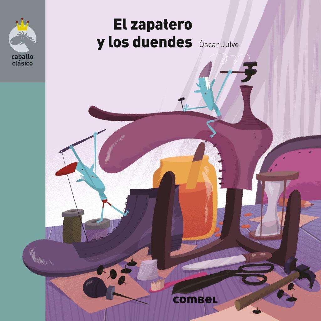 EL ZAPATERO Y LOS DUENDES - COLECCION CABALLO CLASICO