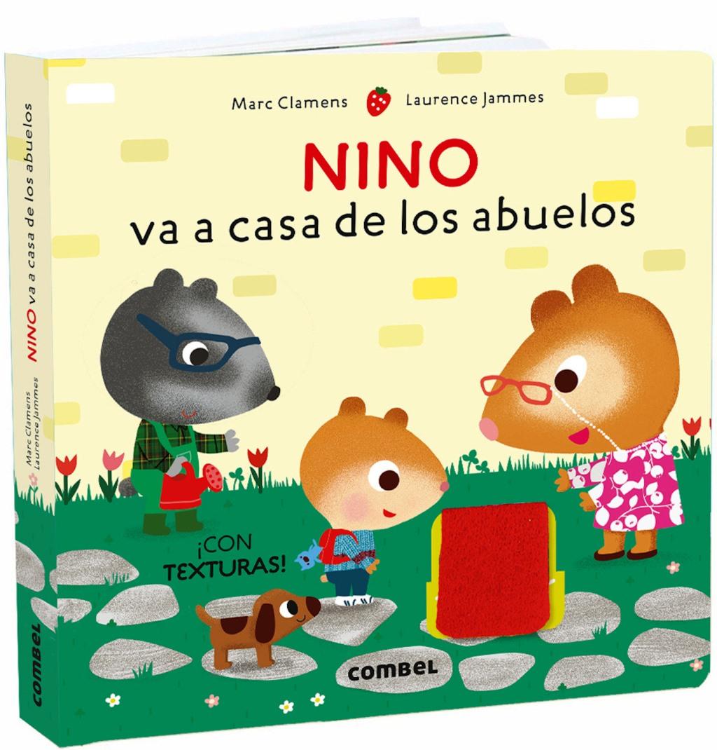 NINO VA A CASA DE LOS ABUELOS