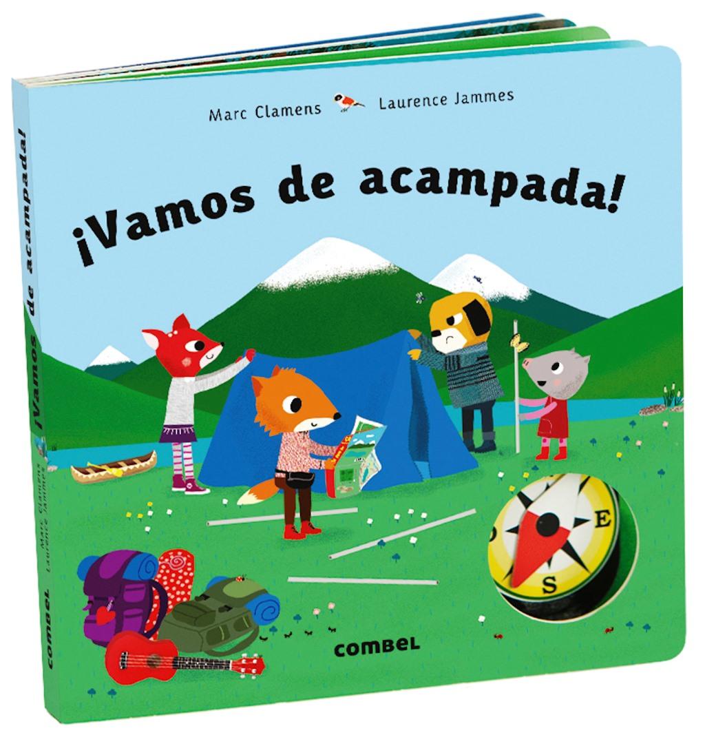 VAMOS DE ACAMPADA !