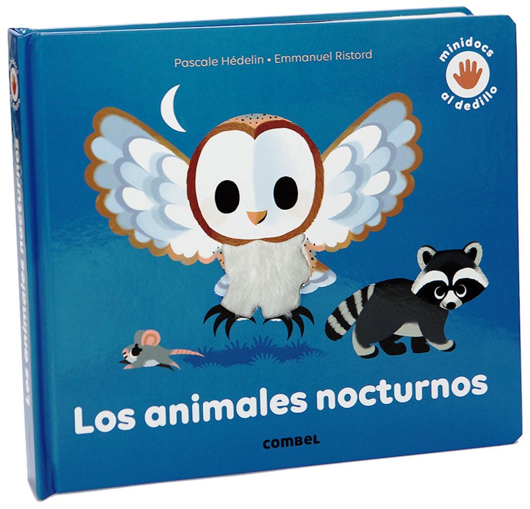 LOS ANIMALES NOCTURNOS . MINIDOCS AL DEDILLO