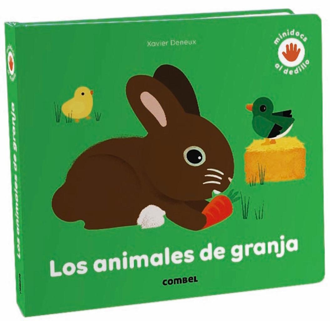 LOS ANIMALES DE GRANJA . MINIDOCS AL DEDILLO