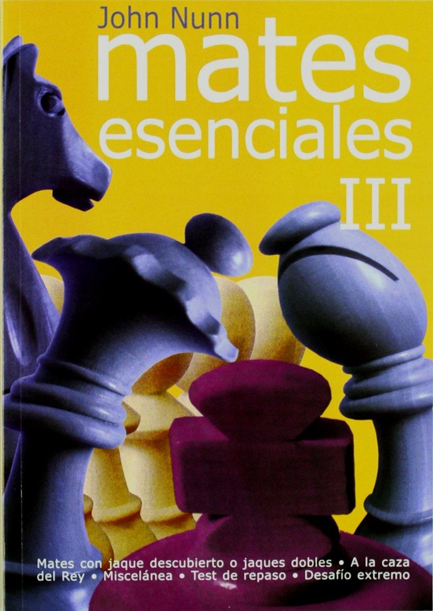 MATES ESENCIALES T.III