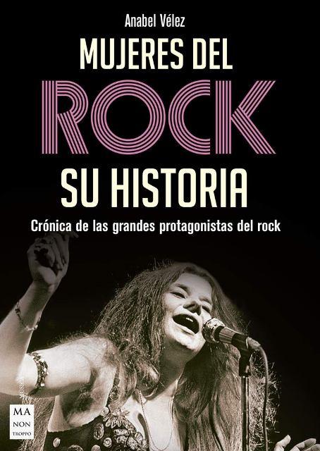 MUJERES DEL ROCK - SU HISTORIA