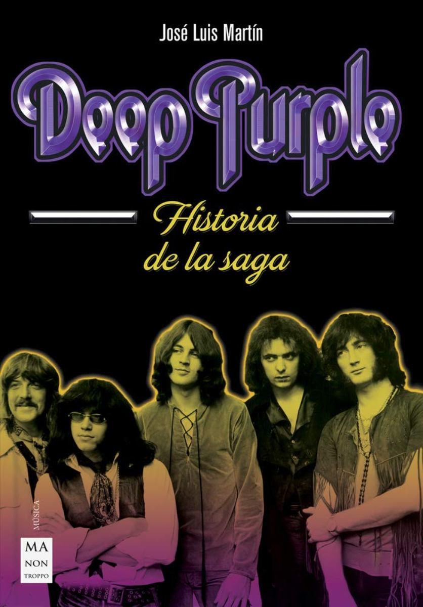 DEEP PURPLE . HISTORIA DE LA SAGA
