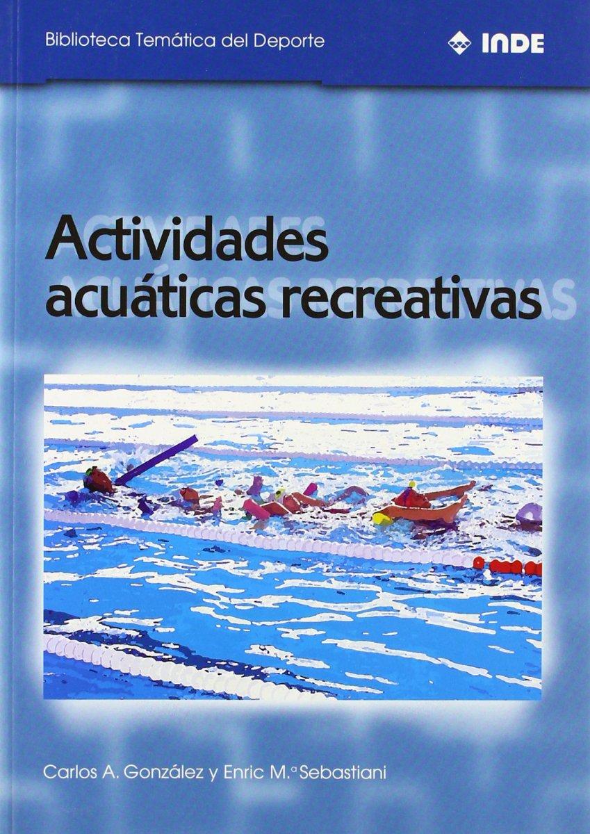 ACTIVIDADES ACUATICAS RECREATIVAS