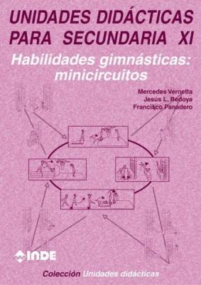 T.XI UNIDADES DIDACTICAS PARA SECUNDARIA - HABILIDADES GIMNASTICAS - MINICIRCUITOS