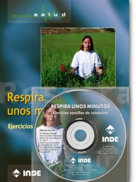 RESPIRA UNOS MINUTOS . EJERCICIOS SENCILLOS DE RELAJACION