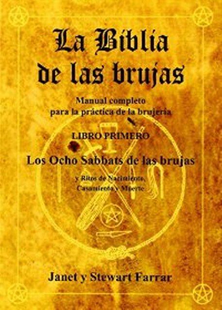 LA BIBLIA DE LAS BRUJAS T.I