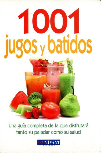 JUGOS 1001 Y BATIDOS