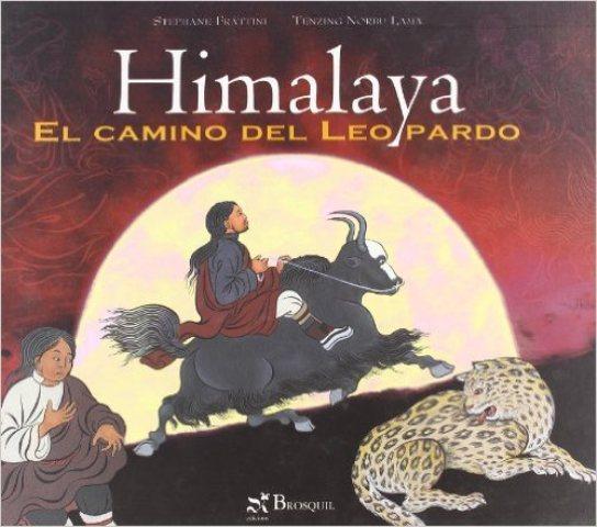 HIMALAYA . EL CAMINO DEL LEOPARDO