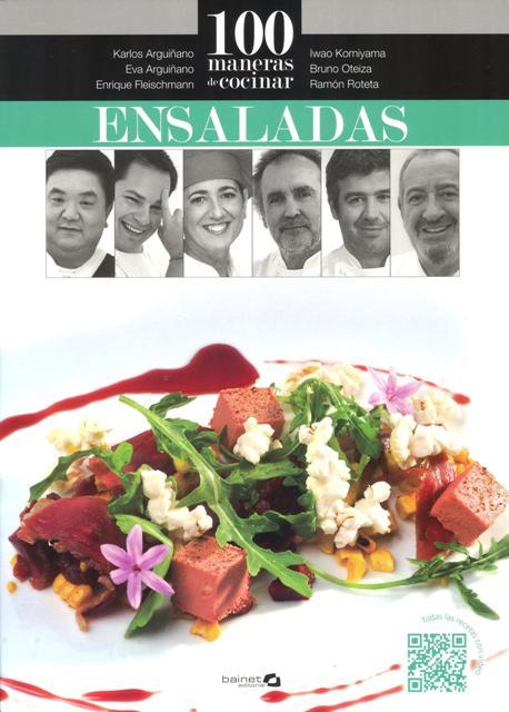 ENSALADAS , 100 MANERAS DE COCINAR