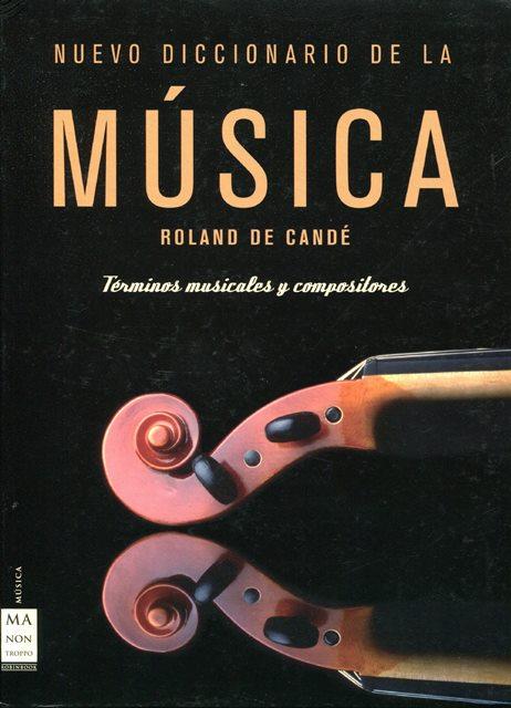 NUEVO DICCIONARIO DE LA MUSICA