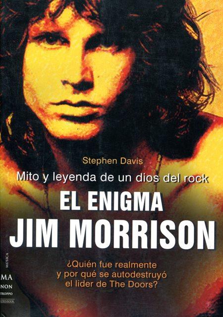 EL ENIGMA JIM MORRISON