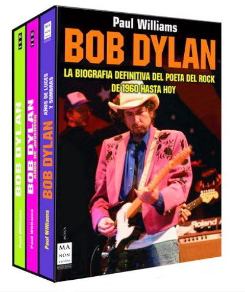 BOB DYLAN X 3 T. C/ESTUCHE
