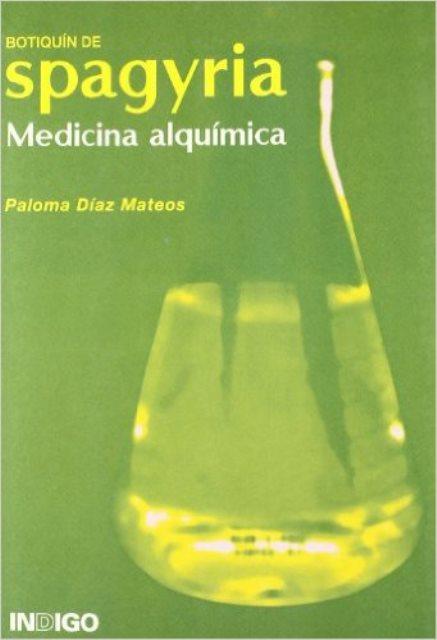 BOTIQUIN DE SPAGYRIA . MEDICINA ALQUIMICA