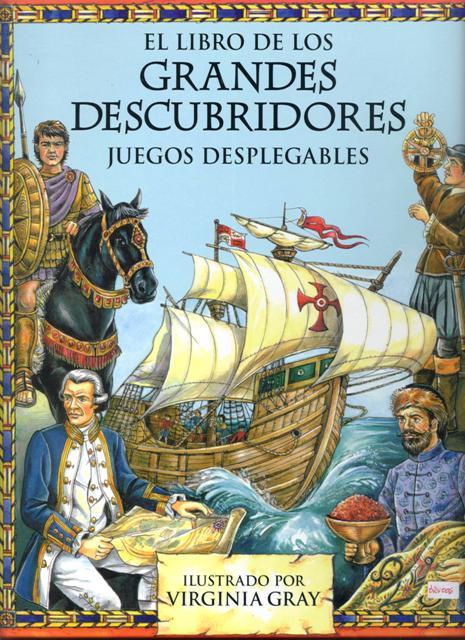 EL LIBRO DE LOS GRANDES DESCUBRIDORES