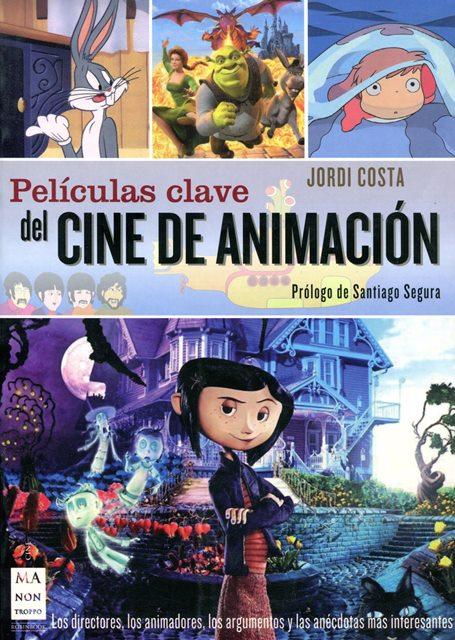 CINE DE ANIMACION PELICULAS CLAVE DEL