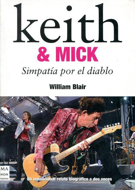KEITH & MICK . SIMPATIA POR EL DIABLO