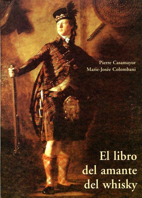 EL LIBRO DEL AMANTE DEL WHISKY
