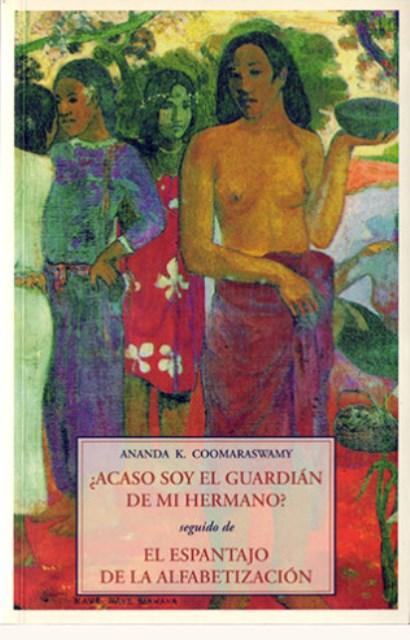 ACASO SOY EL GUARDIAN DE MI HERMANO ?