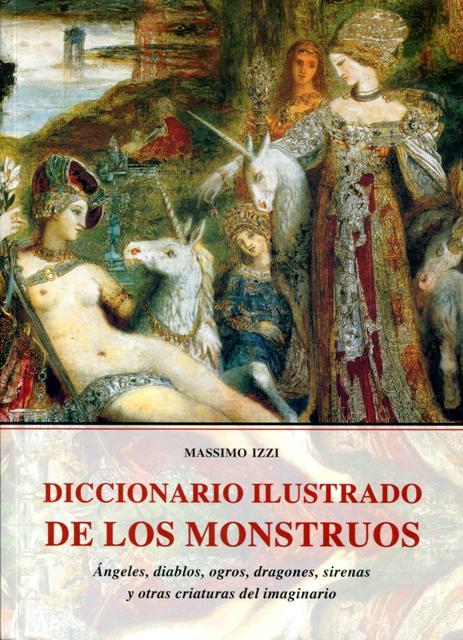 MONSTRUOS DICCIONARIO ILUSTRADO DE LOS (RUST.)