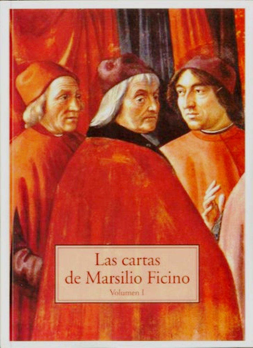 LAS CARTAS VOL.I DE MARSILIO FICINO
