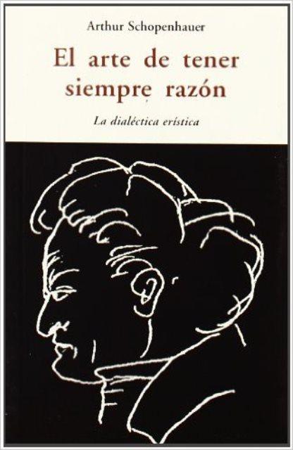 EL ARTE DE TENER SIEMPRE RAZON