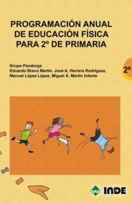 PROGRAMACION ANUAL 2DO.CURSO DE EDUCACION FISICA PRIMARIA