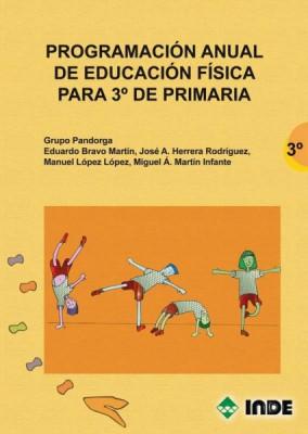 PROGRAMACION ANUAL 3ER.CURSO EDUCACION FISICA PRIMARIA