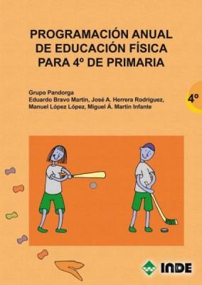 PROGRAMACION ANUAL 4TO.CURSO EDUCACION FISICA PRIMARIA