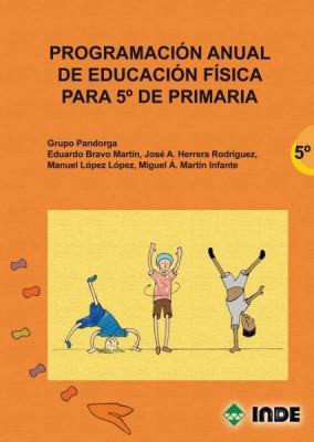 PROGRAMACION ANUAL 5TO.CURSO EDUCACION FISICA PRIMARIA