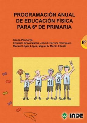 PROGRAMACION ANUAL 6TO.CURSO EDUCACION FISICA PRIMARIA
