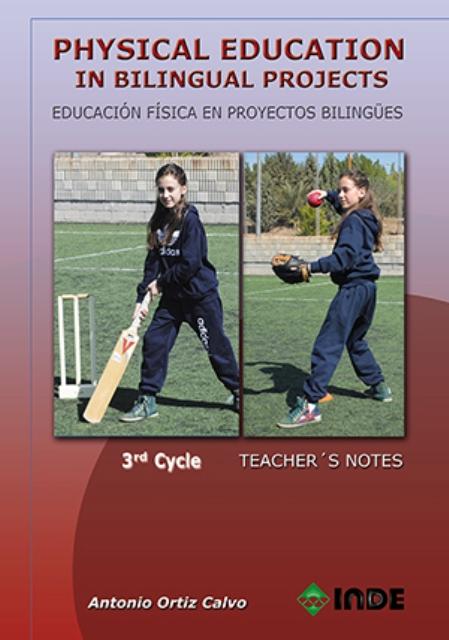 EDUCACION FISICA 3ER CICLO EN PROYECTOS BILINGUES